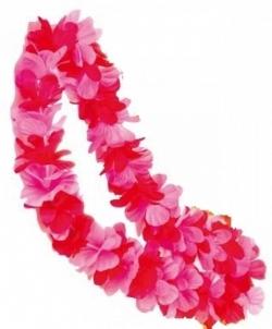 Ярко-розовое гавайское ожерелье - На шею, арт: I4898S0