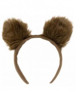 Ушки бурого медведя на обруче - Рога, нимбы, уши, арт: I6019S0