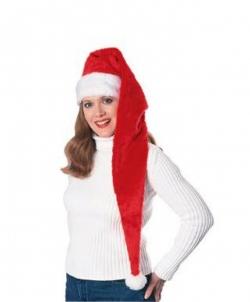 Длинный колпак Санта Клауса, размер: UNI - Новогодние колпаки, арт: I6020S140