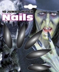 Накладные ногти ведьмы - Накладные ногти, арт: I6422S0