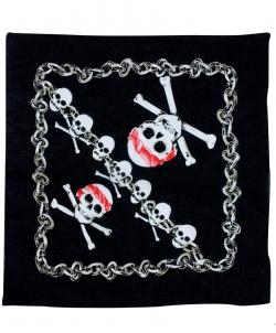 Пиратская бандана, размер: UNI - На голову, арт: I1556S102