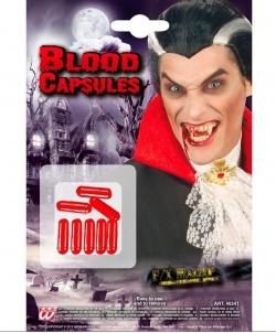 Набор капсул с кровью - Театральная кровь, арт: I5567S0