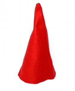 Красный колпак гнома, размер: UNI - Новогодние колпаки, арт: I5421S101