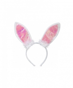 Уши зайца c пухом - Рога, нимбы, уши, арт: I6600S0
