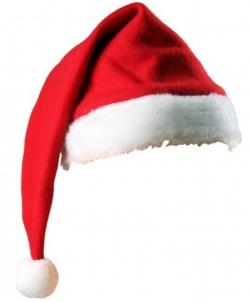Колпак Санты, размер: UNI - Новогодние колпаки, арт: I6733S101