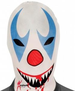 Морф-маска Клоуна Киллера - Маски, арт: I7283S0