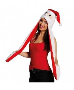 Новогодняя шапка с длинными ушами, размер: UNI - Новогодние колпаки, арт: I7664S102
