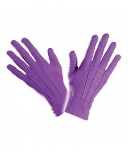 Короткие, фиолетовые перчатки, размер: UNI - Перчатки, арт: I7813S112