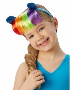 Ободок с ушками Радуги Дэш (My Little Pony) - Рога, нимбы, уши, арт: I8296S0
