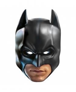 Бумажная маска 2D Бэтмена - Маски, арт: I8299S0