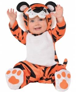 Костюм тигрёнка для малышей, размер: 68 - На Новый Год 2019, арт: I8397S160