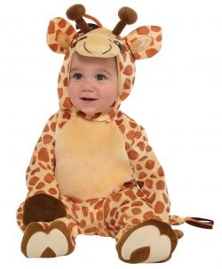Костюм жирафа на малышей, размер: 80 - На Новый Год 2019, арт: I8398S162