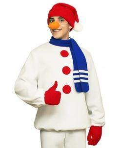 Набор снеговик - На голову, арт: I8801S0