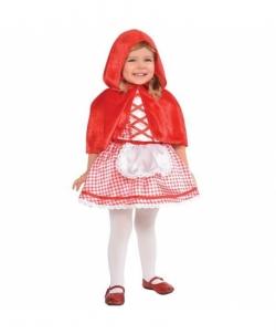 Костюм красной шапочки для малышей, размер: 92 - На Новый Год 2019, арт: I8857S163