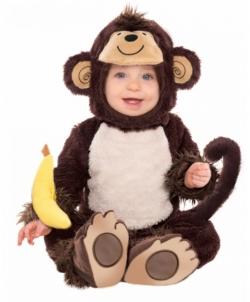 Костюм обезьянки на малышей, размер: 86 - На Новый Год 2019, арт: I8860S172