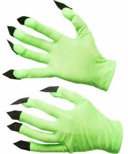 Перчатки зеленого монстра, размер: UNI - Перчатки, арт: I9067S112