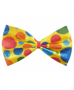 Галстук-бабочка для клоуна - На шею, арт: I5093S0
