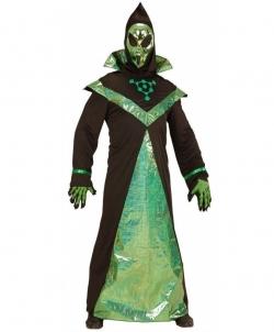 Карнавальный костюм: Взрослый костюм Пришелец, размер: 56 - Все мужские костюмы, арт: I9650S25