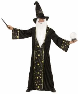 Карнавальный костюм: Взрослый костюм Волшебник, размер: 52-54 - Все мужские костюмы, арт: I9652S24