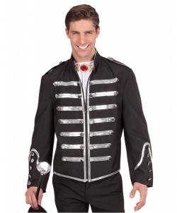 Карнавальный костюм: Пиджак Майкла Джексона, размер: 52-54 - Все мужские костюмы, арт: I9656S24