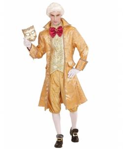 Карнавальный костюм: Костюм венецианского дворянина, размер: 56 - Все мужские костюмы, арт: I9657S25