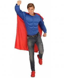 Карнавальный костюм: Мужская футболка супергероя, размер: 56 - Все мужские костюмы, арт: I9661S25