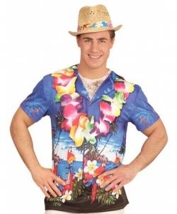 Карнавальный костюм: Гавайская футболка, размер: 48-52 - Все мужские костюмы, арт: I9743S61
